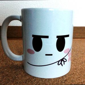 [ヘタリア]マグカップ(にほんもち)