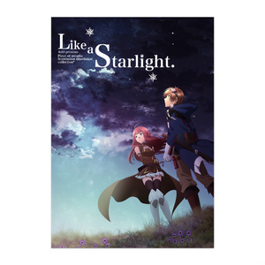 Like a Starlight.ポスター