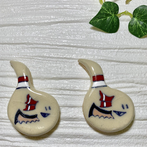 東方projectキャラクターモチーフmochi陶器箸置き(レミリア・スカーレット)