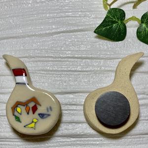 東方projectキャラクターモチーフmochiマグネット陶器(フランドール・スカーレット)