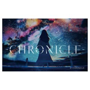 1st ステッカーセット(3種/A・B・C)/ CHRONICLE