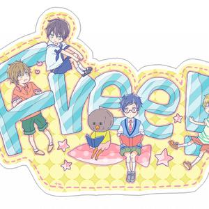Free! アクリルフィギュアスタンド