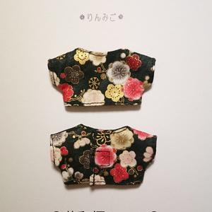 ぬい用単品シャツ(綿プリント)