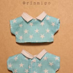 ぬい用衿付きシャツ(単品)