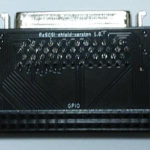 RaSCSIダイレクトリンクシールド(直結基板) TypeZ