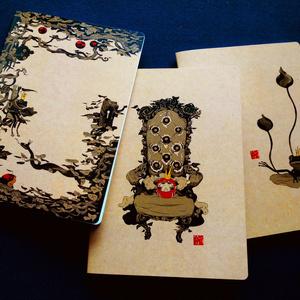 デザインノート / 全3種