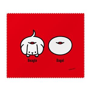 Beaglebagel-ネガネ拭き