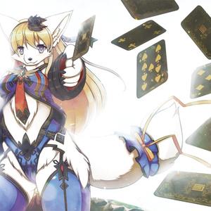 どこか姫 ゲームプレイマット