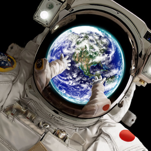 トートバッグ*宇宙飛行士