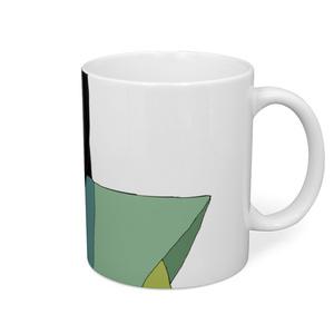 岩流小次郎マグカップ