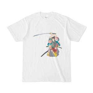 岩流小次郎Tシャツ ゆきだるま作