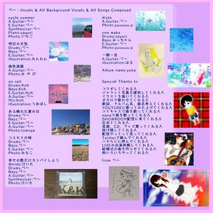 1stアルバム「メグル」(ハイレゾ版)