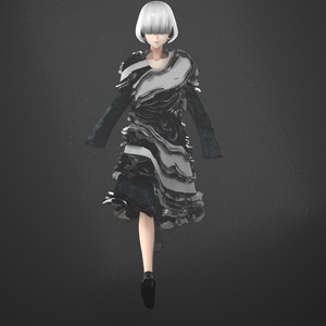 Virtual Fashion Type3_B 2020ss