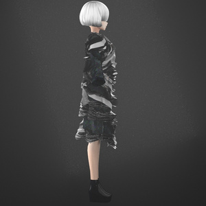 Virtual Fashion Type3_B 2020ss