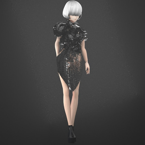 Virtual Fashion Type1_D 2020ss