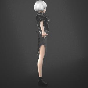 Virtual Fashion Type1_D 2020ss