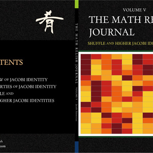 高次ヤコビ恒等式とシャッフル (The Math Relish Journal Volume 5: Higher Jacobi Identities and Shuffle)