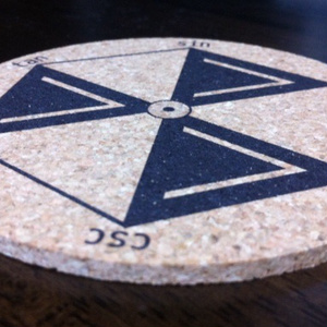 Magic Hexagon Coaster (5枚セット)