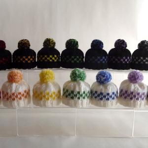 ニット帽【M】二色 ニ型