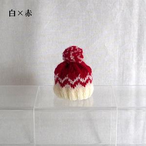 ニット帽【M】二色 イ型