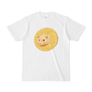 パイナップルハムスターTシャツ(キンクマさん)