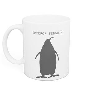 コウテイペンギンマグカップ