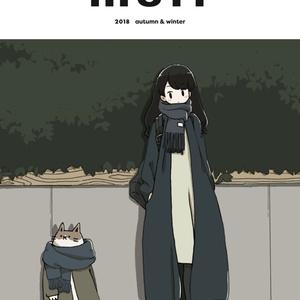 イラスト集「moff vol.1 2018 autumn&winter」