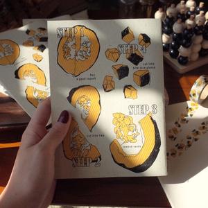 かぼちゃノート