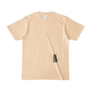 黒ねこさんTシャツ