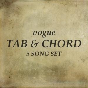 【期間限定】Tab&Chord 5曲Set