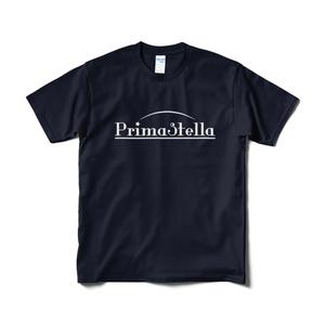 PrimaStella ロゴTシャツ