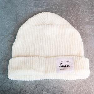 ふんわりニット帽