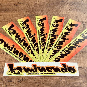 KAMINENDO / Team Logo sticker ver.1