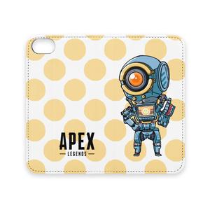 APEXスマホケース:パスファインダー/iPhone 8 / 7 / SE2用