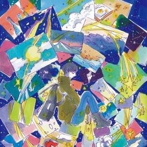 星の追憶シリーズドローイング1