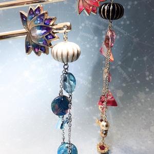 蓮の簪(カルナ・アルジュナ)