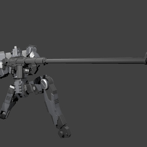CL/HCA11 フィッツロイ対物ライフル