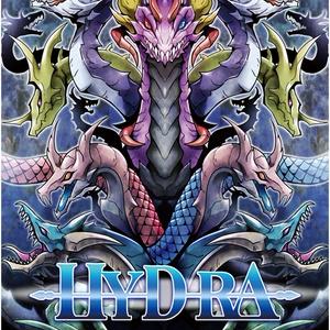 【通常配送】イラスト集『HY-D-RA』