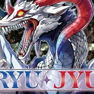 【通常配送】イラスト集『RYU・JYU』