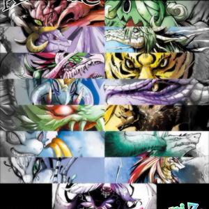 【あんしんBOOTHパック】イラスト集『AchromatiC -colourize-』
