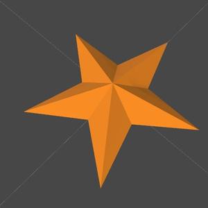 VRchat向け 星
