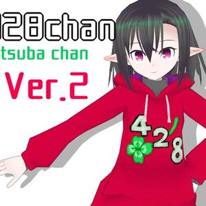 VRChat向け3Dモデル「428ちゃん」