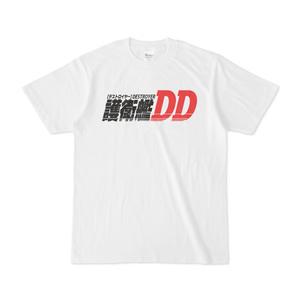 イニシャルDD Tシャツ