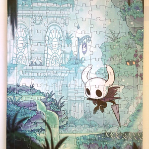 HollowKnight A4パズル