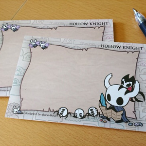 HollowKnight メモ帳