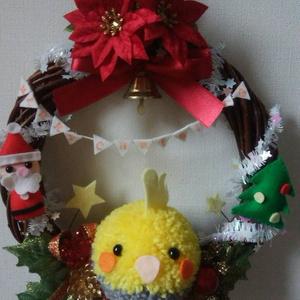 クリスマスリース(オカメノーマル)
