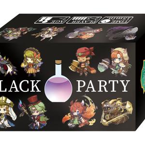 [データ版公開予定]BlackParty