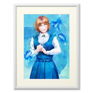 「青の世界。」