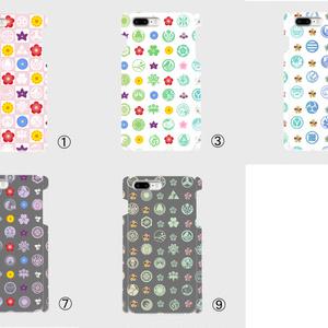 刀紋58振iPhone7/7plusケース