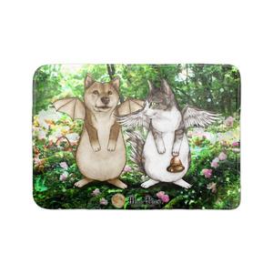 【ブランケット】犬蝙蝠と猫鶏鐘